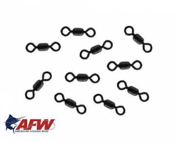 AFW Mighty Mini Stainless Steel Swivels Gr. 10 60 kg / ab 10 St.