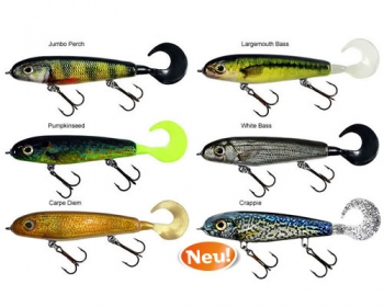 "Phantom Lures Softail 4"" 10 cm Live Series"