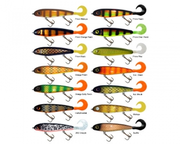 "Phantom Lures Softail 4"" 10 cm"