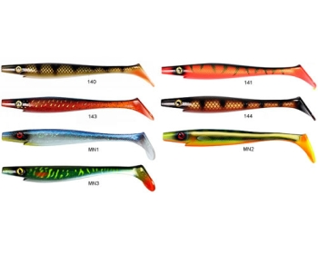 The Pig Pig Shad Jr. 20 cm Fb 140-MN3