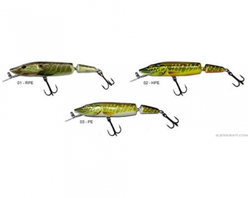 Salmo Pike 11 cm Jointed DR