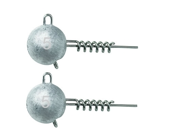 Screw Lock Head 5-30 g 2 St. Lead Free