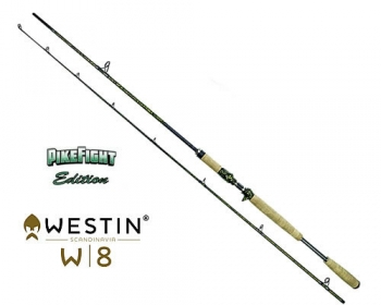 Westin W8 Powercast-T 2.33 m XHH / 25-100 g PikeFight-Edition